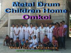 Children's ministry Omkoi Chiangmai Thailand