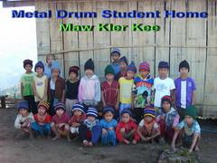 Children's ministry MawKlerKee Tasongyang Tak Thailand